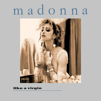 Madonna Like a Virgin single Pop Music Deluxe