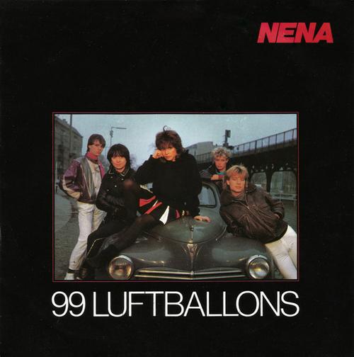 Nena 99 luftballons Pop Music Deluxe