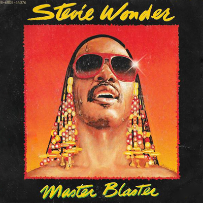 Stevie Wonder Master Blaster Pop Music Deluxe