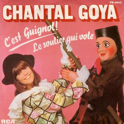 Chantal Goya C'est Guignol Pop Music Deluxe