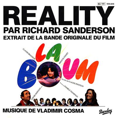 Richard Sanderson Reality Pop Music Deluxe