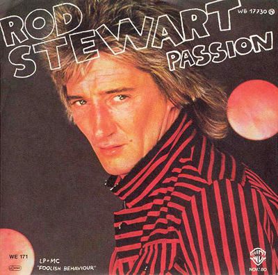 Rod Stewart Passion Pop Music Deluxe