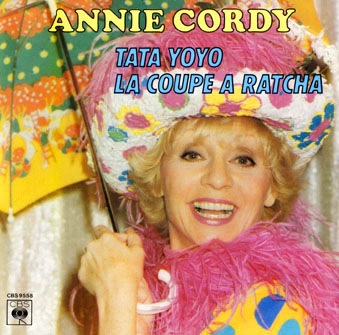 Annie Cordy Tata Yoyo Pop Music Deluxe