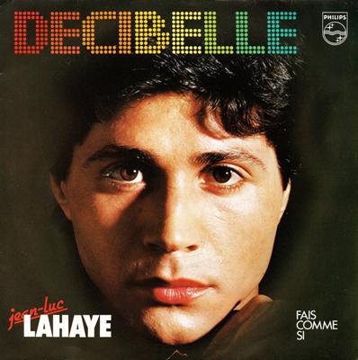 Jean-Luc Lahaye Décibelle
