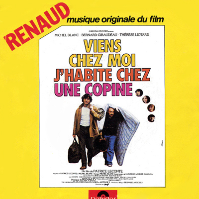 Renaud Viens chez moi j'habite chez une copine Pop Music Deluxe