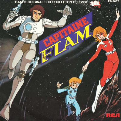 Jean-Jacques Debout Capitaine Flam Pop Music Deluxe