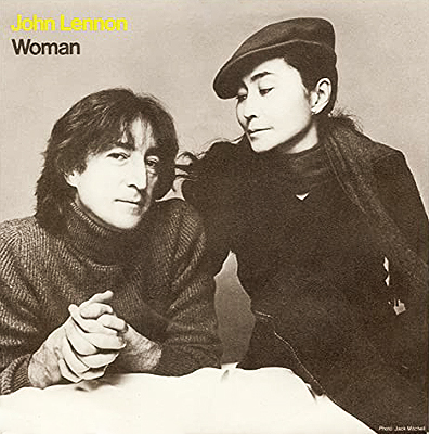 John Lennon Woman Pop Music Deluxe